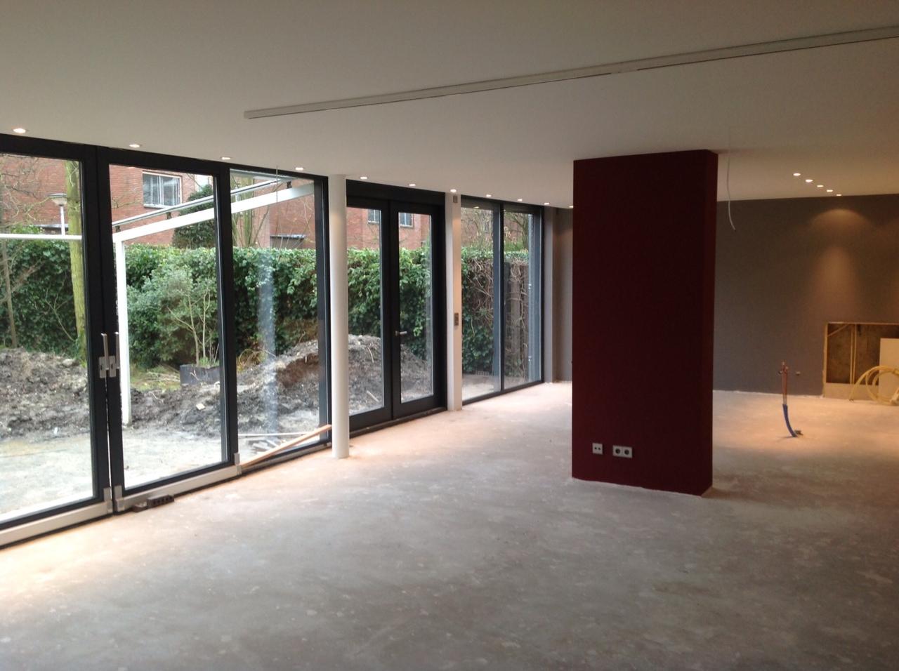 Verbouwing woning te Amstelveen - Bouw-, Timmer- u0026 Onderhoudsbedrijf ...